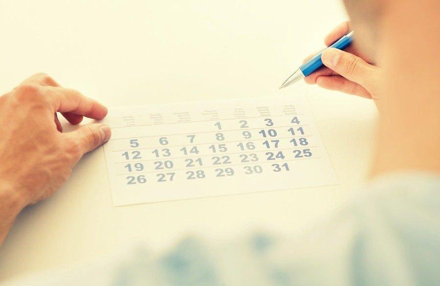 Calendari da parete e da tavola: tutti i formati per stamparlo online