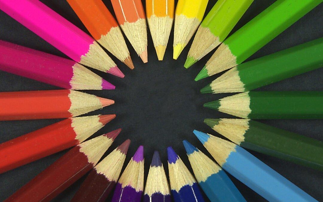 Freelance – idee per il vostro business: comunicare attraverso i colori.