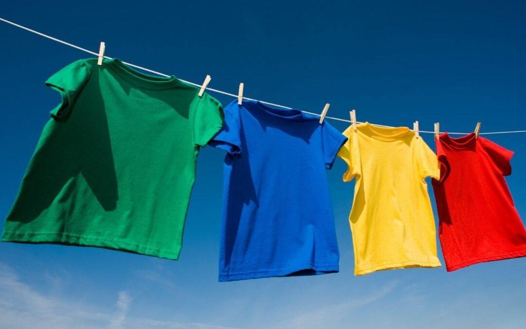 Come lavare la tua maglietta personalizzata